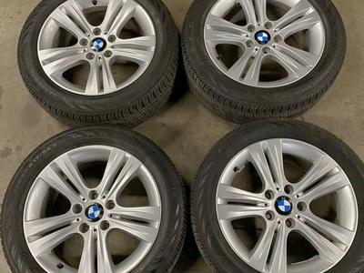 OEM BMW 3 Series Wheels And Tires 5x120 17""