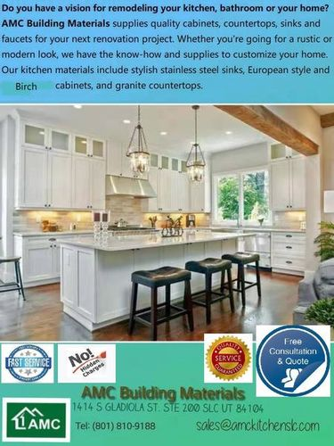 Solve your kitchen remodeling problems! wanted in Salt Lake City , UT