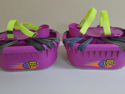 Moon Shoes Trampoline Shoes Toy