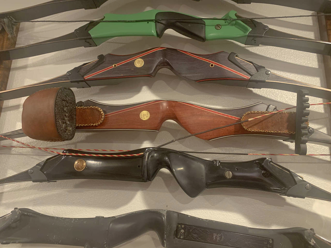 antique archery recurves and longbows wanted wanted in Provo , UT