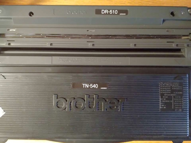 Brother TN540 Toner and Brother DR510 Drum unit for sale in New Harmony , UT