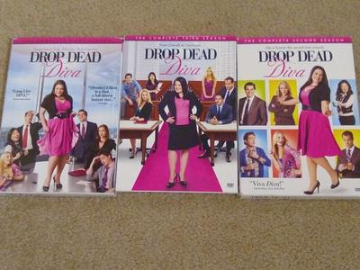 Drop Dead Diva Seasons 1-3