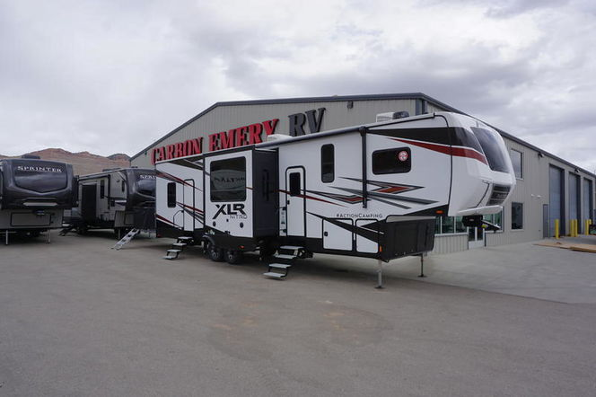 NEW  2021 FOREST RIVER XLR 351 ON SALE !! for sale in Carbon Emery RV - Helper , UT