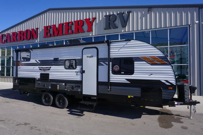 NEW ! 2021 FOREST RIVER WILDWOOD T241BHXL BUNK MODEL for sale in Helper , UT