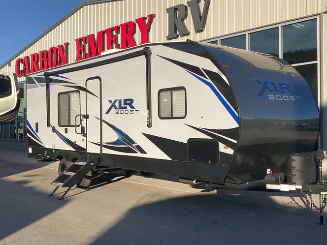 NEW 2021 FOREST RIVER XLR BOOST 27QB for sale in Helper , UT