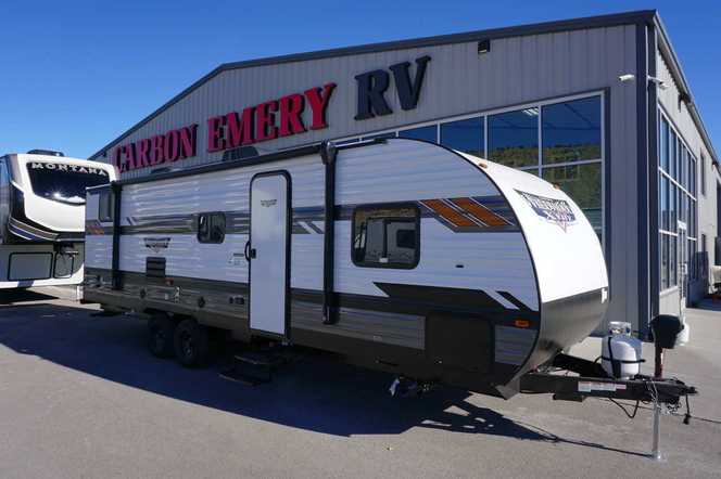 NEW 2021 FOREST RIVER WILDWOOD 267SS BUNK MODEL for sale in Helper , UT