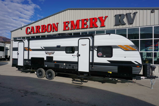 NEW ! 2021 FOREST RIVER WILDWOOD T271BHXL WITH BUNKS ! for sale in Helper , UT