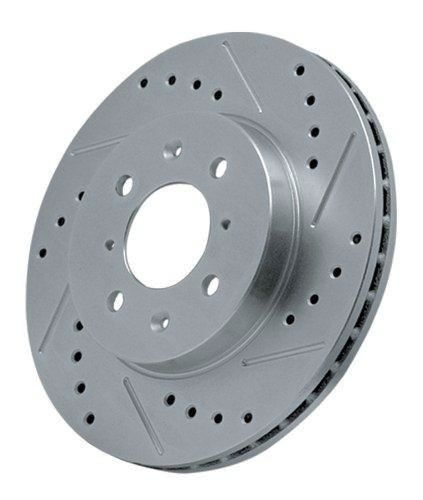 Acura RSX Honda Accord Slotted Rear Brake Rotor for sale in Bluffdale , UT