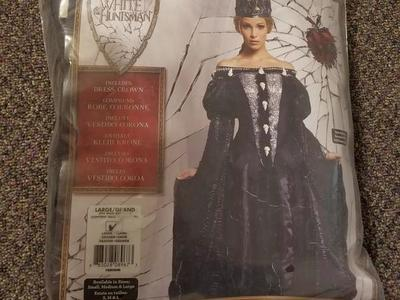 Snow White and the Huntsman Costume Size L