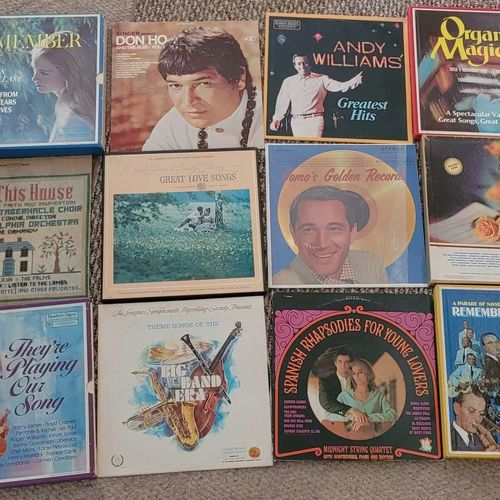 Vintage vinyl records  for sale in Bluffdale , UT