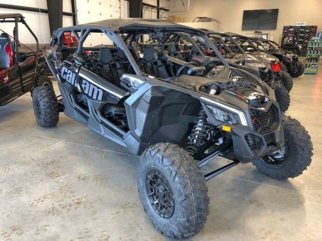CALL FOR AVAILABILITY 2021 CAN-AM X3 MAX XRS TURBO RR WITH SMART SHOX for sale in Erda , UT