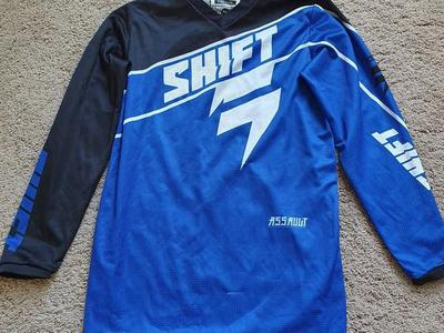 Shift Riding Jersey Youth XL