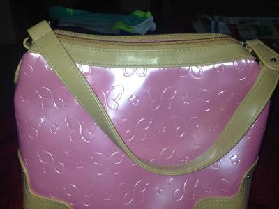 Girls Pink Purse