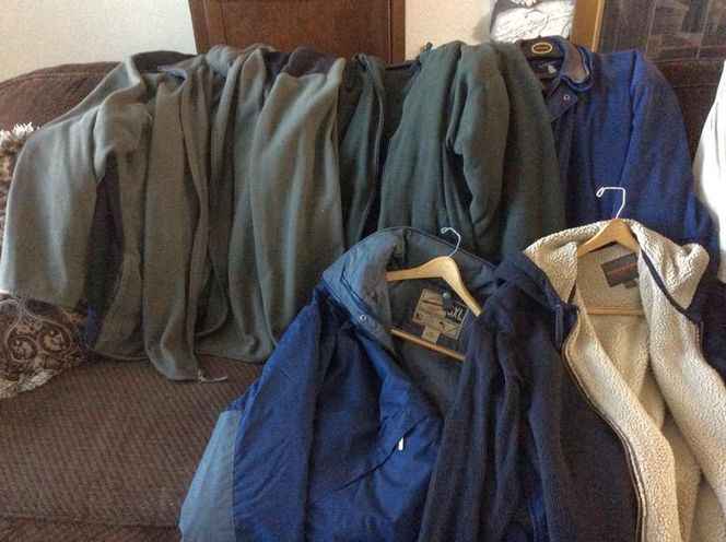 Men's coats and jackets for sale in Stockton , UT