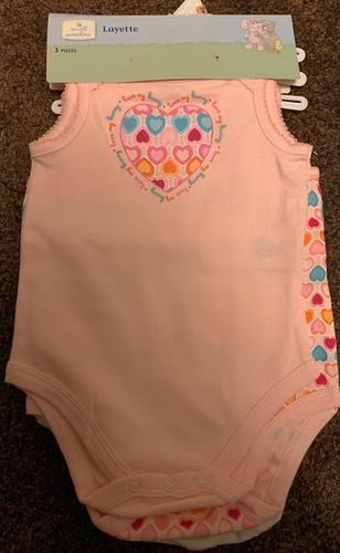 Baby girl layette three piece set for sale in Stockton , UT