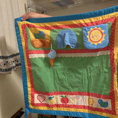 Baby activity blanket for sale in Stockton , UT