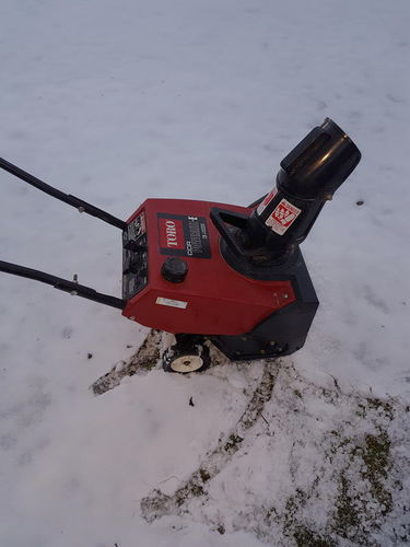 TORO CCR POWERLITE-E 3.HP ELECTRIC POWERFUL STARTS for sale in salt lake city , UT