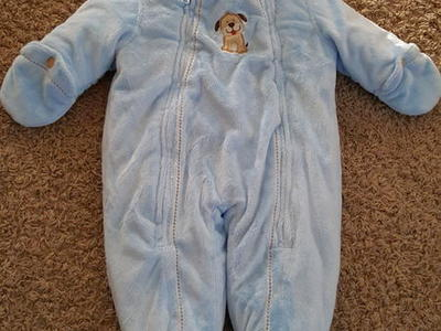 Boys 3-6 month baby coat
