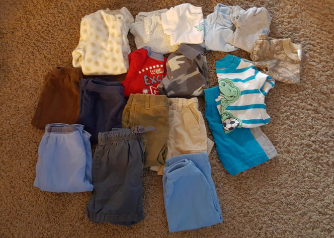 Boys size 9 month lot for sale in Salt Lake City , UT