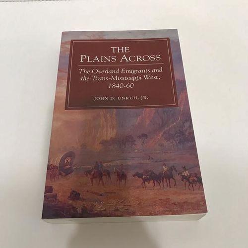 The Plains Across By John D Unruh Jr for sale in Highland , UT
