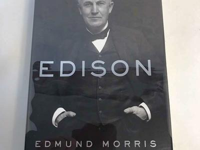 Like New: Edison By Edmund Morris Hardcover