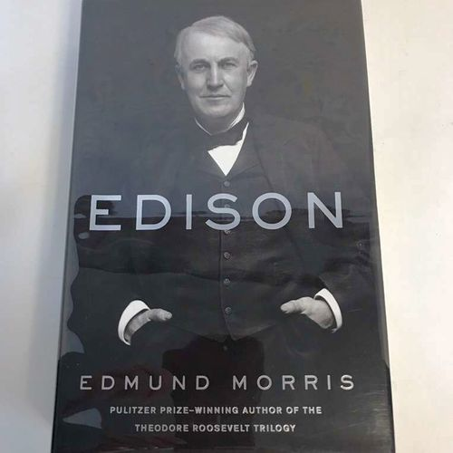 Like New: Edison By Edmund Morris Hardcover for sale in Highland , UT
