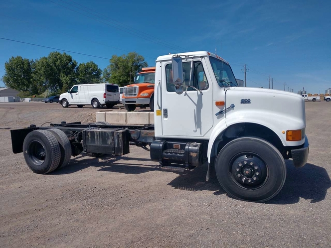 1999 Int'l 4900 Cab & Chassis w/PTO for sale in Filer , ID