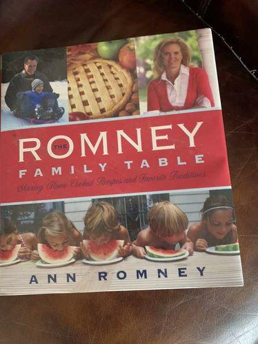 Romney Family Cookbook for sale in Herriman , UT