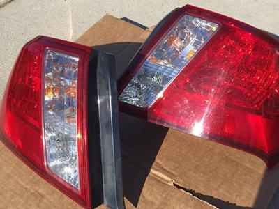 2011 Genuine Subaru Impreza Sedan Tail Lights