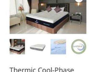 Sapphire Sleep Thermic Cool Queen Mattress