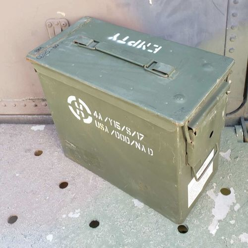 Military Surplus Tall .50 Ammo Can (RARE)  for sale in Provo , UT