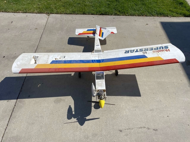 Great plane and lots of extras for sale in Spanish Fork , UT
