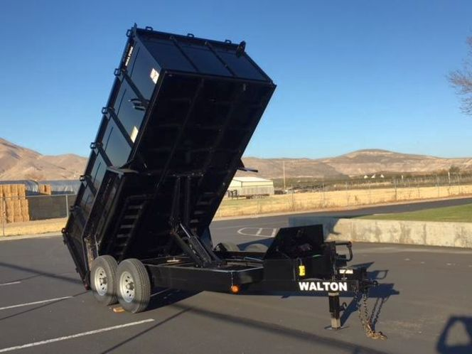 Brand New 2020 Walton Dump trailer for sale in Genola , UT