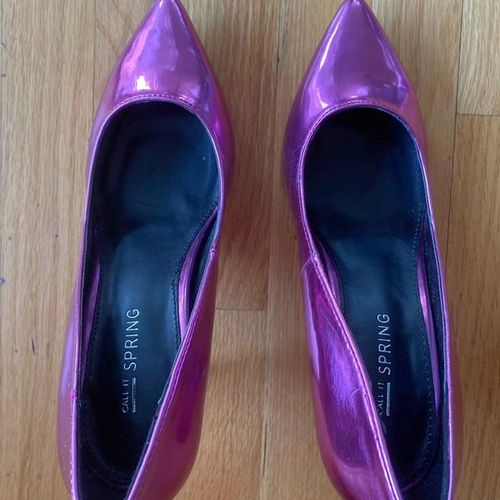 Worn Twice Call It Spring Pumps- Size 6.5 for sale in Salt Lake City , UT
