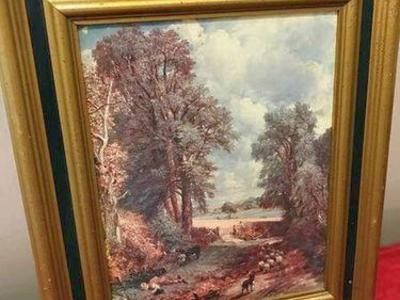 Cornfield Giclee Painting by John Constable $1800