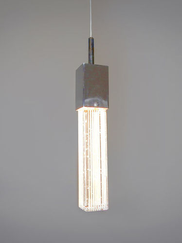 NEW ET2 BUBBLE FIZZ GLASS PENDANT LIGHT (3 AVAIL.) for sale in North Ogden , UT
