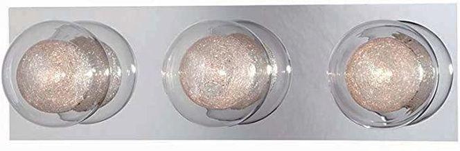 NEW CHROME 3 LIGHT VANITY LIGHT for sale in North Ogden , UT