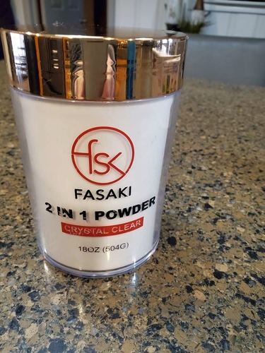 NEW FASAKI 2 IN 1 ACRYLIC NAIL POWDER for sale in North Ogden , UT