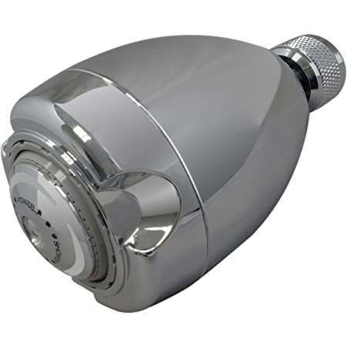 NEW CHROME EARTH MASSAGE SHOWERHEAD (40 AVAILABLE) for sale in North Ogden , UT