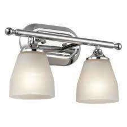 NEW KICHLER ANSONIA 2 LIGHT CHROME VANITY LIGHT for sale in North Ogden , UT
