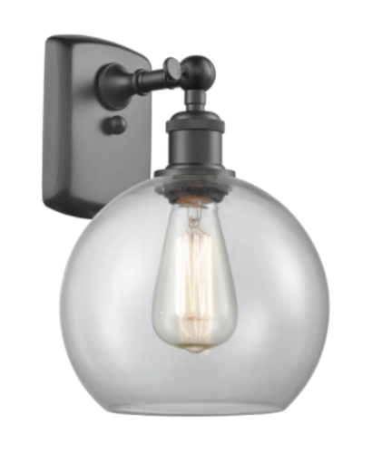 NEW BLACK BELFAST WALL SCONCE LIGHT (4 AVAILABLE) for sale in North Ogden , UT