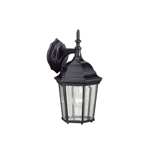 NEW KICHLER BLACK MADISON OUTDOOR WALL SCONCE (2 AVAILALBE) for sale in North Ogden , UT