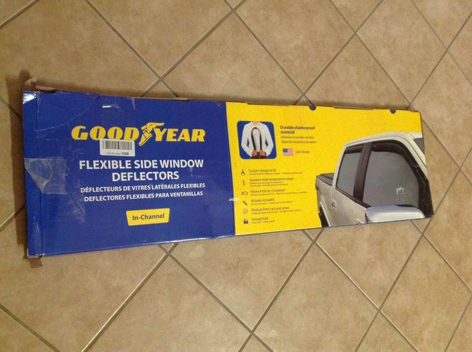 Goodyear Channel Window For 15-21 Ford F-150 for sale in Salt Lake City , UT