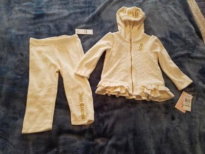 New Juicy Couture Outfit 18M