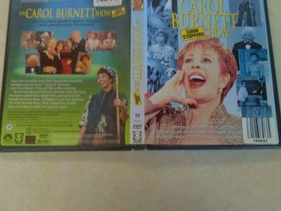DVD .The Carol Burnett Show Stoppers