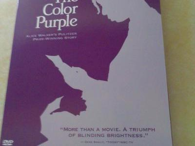 The Color Purple Two DVDS
