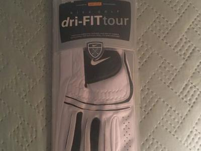 New Nike Dri-Fit Tour Glove Med Right