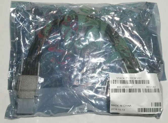 Cisco StackWise Stacking Cable STACK-T1-50CM 800-4 for sale in Salt Lake City , UT