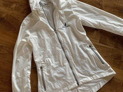 Coeur D' Alene White Jacket Size Small
