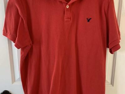American Eagle Men's Polo Shirts XXL